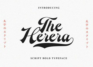 The Herera Font