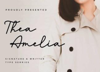 Thea Amelia Font