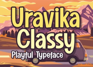 Uravika Classy Font