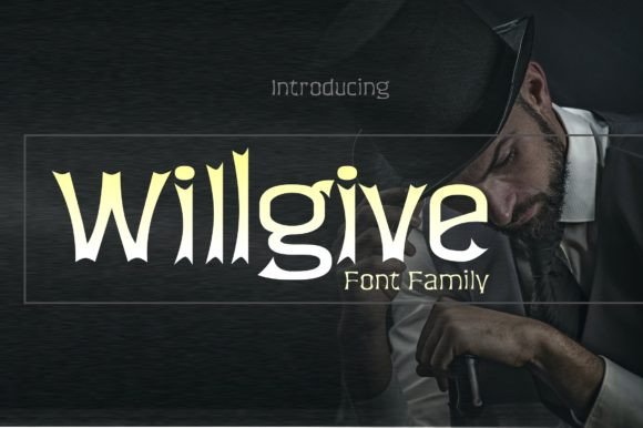 Willgive Font
