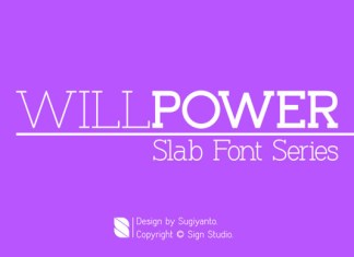 Willpower Font