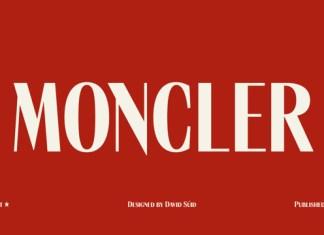 Moncler Font