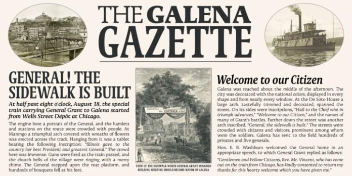Galena Font