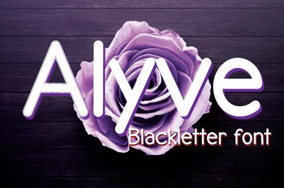 Alyve Font
