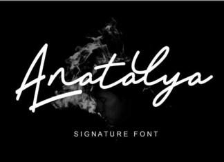 Anatalya Font