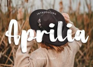 Aprilia Font