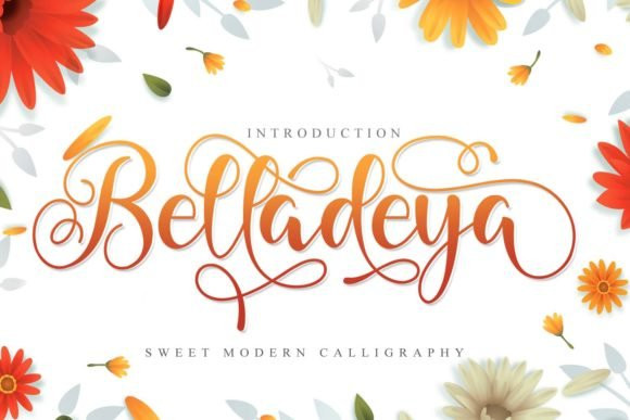 Belladeya Font