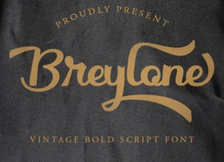 Breylone Font
