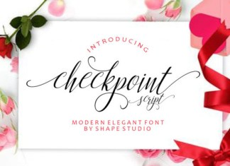 Checkpoint Font