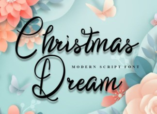 Christmas Dream Font