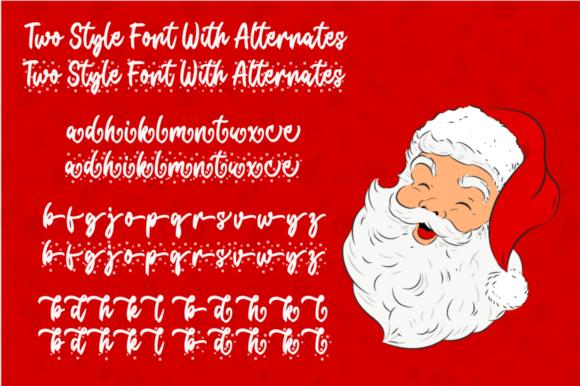 Christmas Present Font