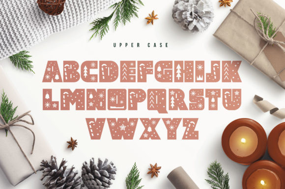 Christmas Valley Font