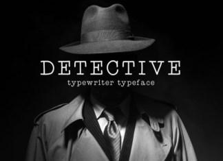 Detective Font