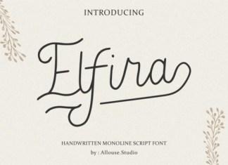 Elfira Font