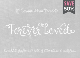 Forever Love Font