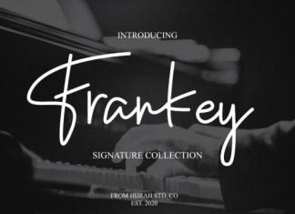 Frankey Font