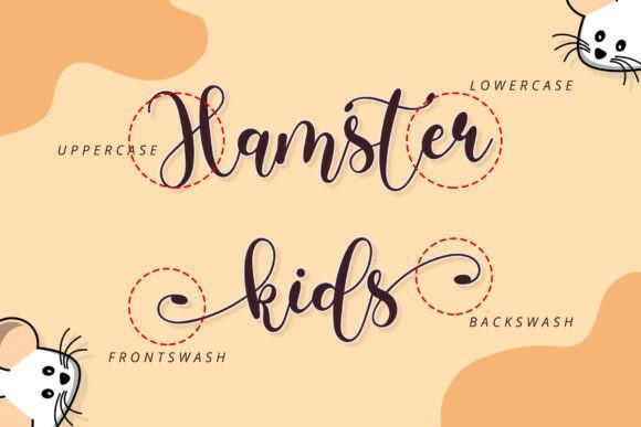 Hamsterkids Font