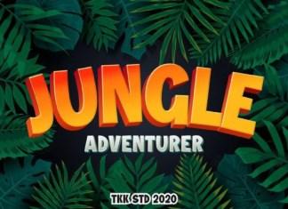 Jungle Adventurer Font