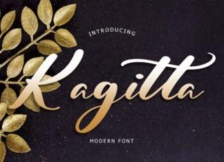 Kagitta Font