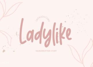 Ladylike Font