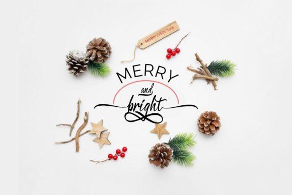 Magic of Christmas Font