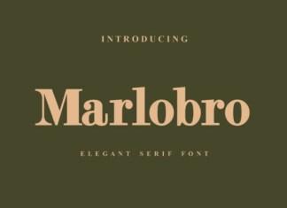 Marlobro Font