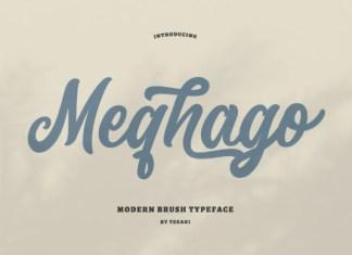 Meqhago Font