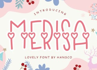 Merisa Font