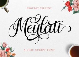Meulati Font