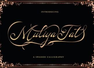 Muliya Tat Font