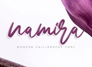 Namira Font