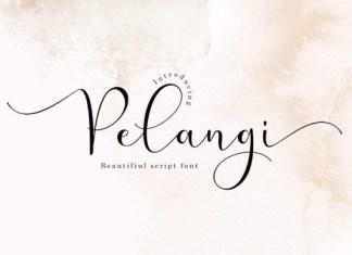 Pelangi Font
