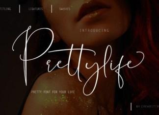 Prettylife Font