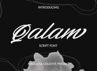 Qalam Font