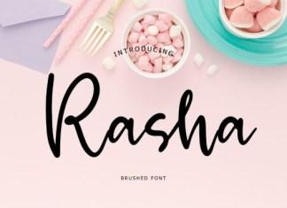 Rasha Font