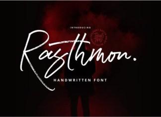 Rasthmon Font