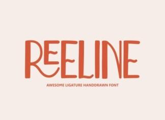 Reeline Font