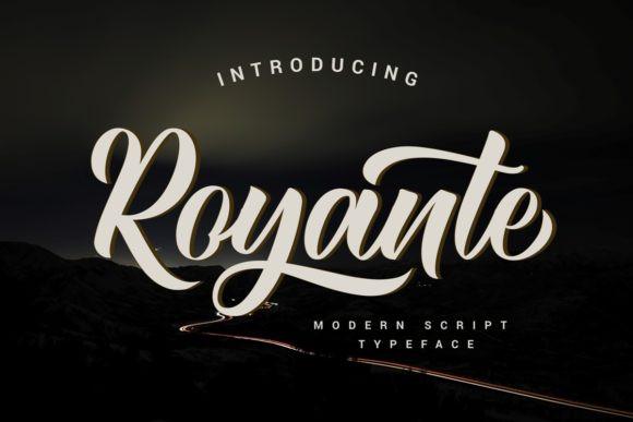 Royante Font