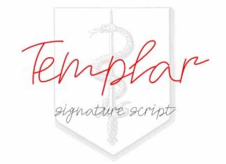 Templar Font