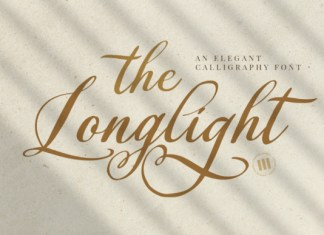 The Longlight Font