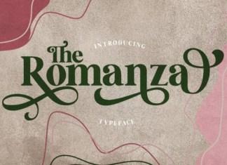 The Romanza Font