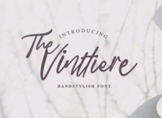 The Vinttiere Font