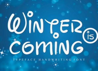 Winter is Coming Font