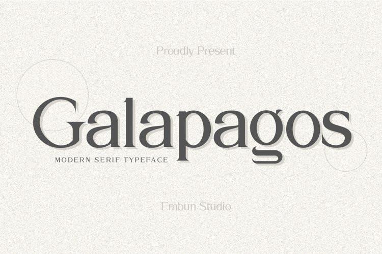 Fuente Galapagos
