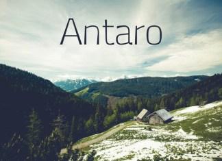 Antaro Font