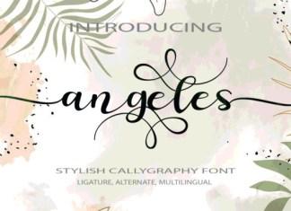 Angeles Font