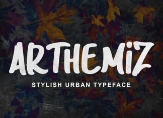 Arthemiz Font