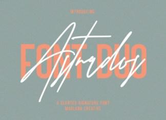 Astrados Font