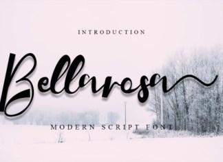 Bellarosa Font