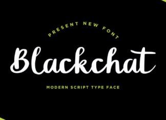 Blackchat Font